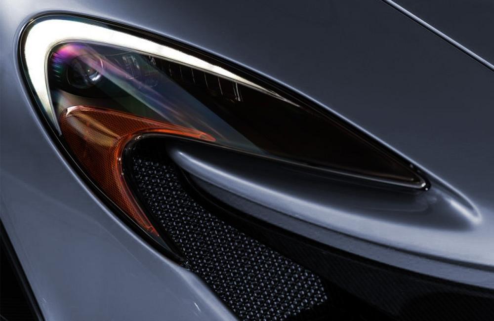 2013 | McLaren P1 | Headlamp