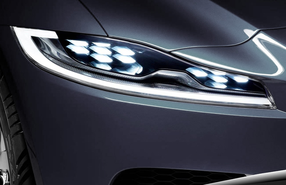 2013 | Jaguar C-X17 | Headlamp