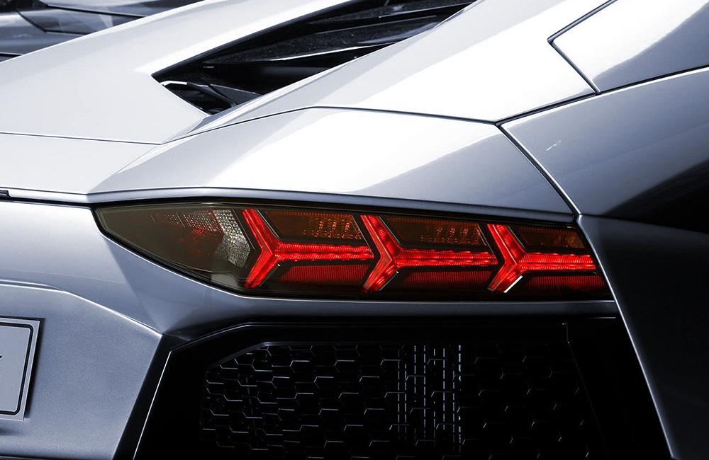 2010 | Lamborghini Aventador | Rear Lamp