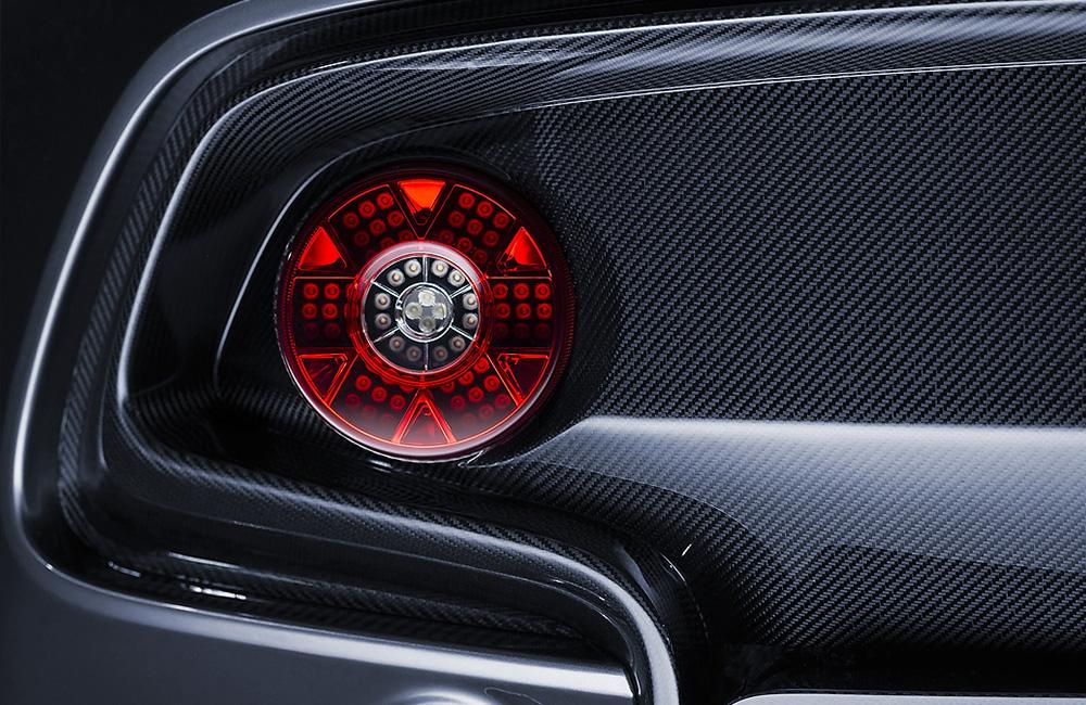 2013 | Aston Martin CC100 | Rear Lamp