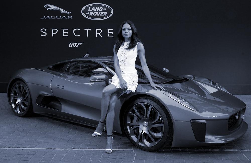 2015 | Jaguar CX75 | Headlamps