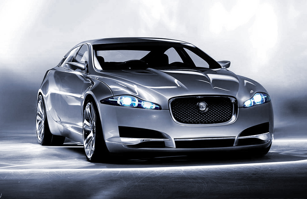 2007 | Jaguar C-XF | Concept Car