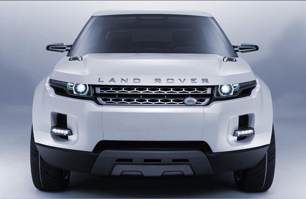 2007 | Landrover LRX | Concept Car