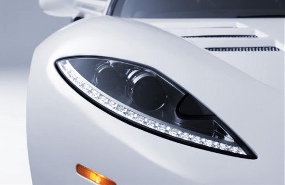 2010 | Spyker C8 | Headlamp