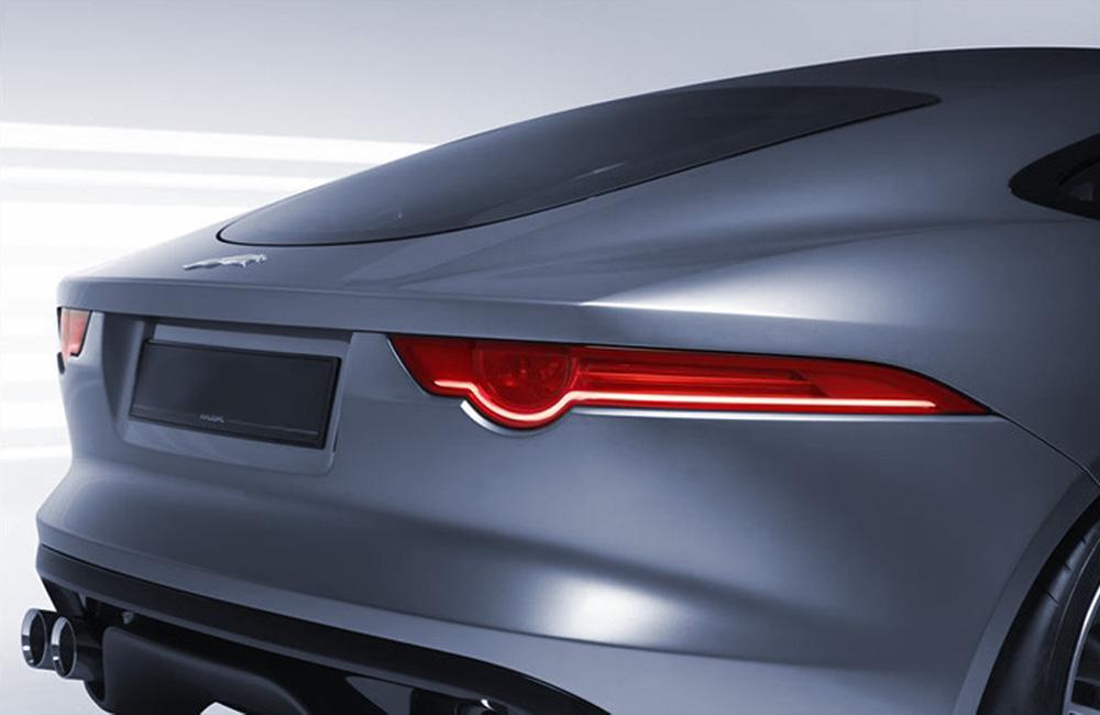 2011 | Jaguar C-X16 | Rear Lamp